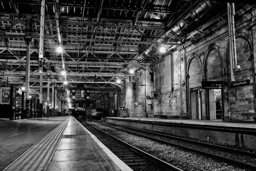 Edinburgh Waverley
