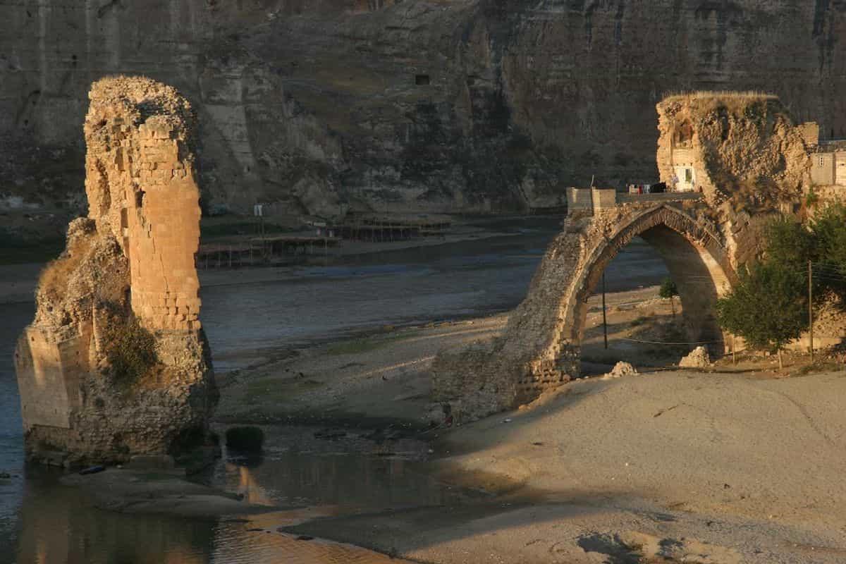 Site archéologique d'Hasankeyf